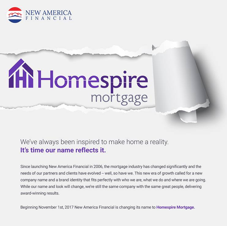 Homespire Mortgage Martinsburg branch