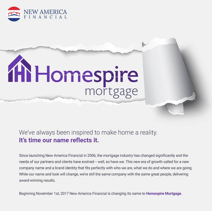 Homespire Mortgage Martinsburg branch